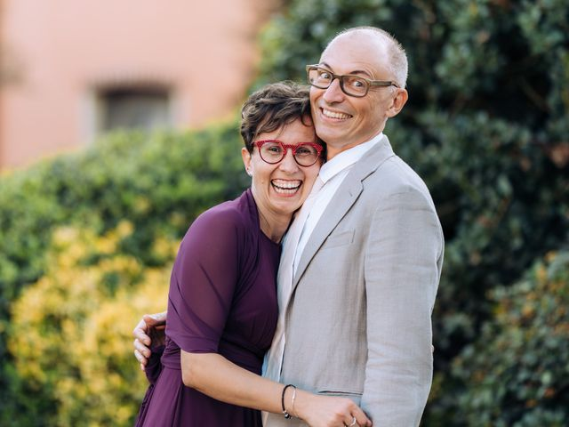 Il matrimonio di Michele e Valentina a Mesero, Milano 65