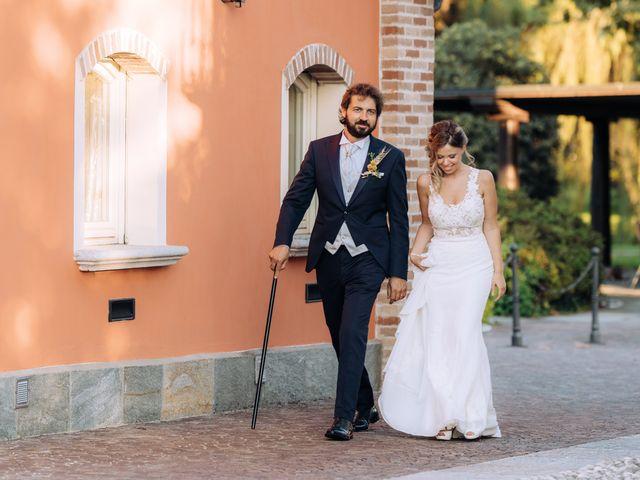 Il matrimonio di Michele e Valentina a Mesero, Milano 68
