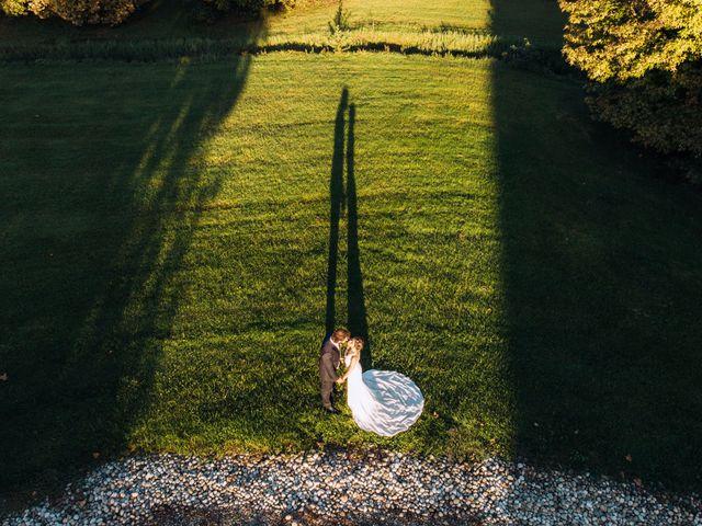 Il matrimonio di Michele e Valentina a Mesero, Milano 71