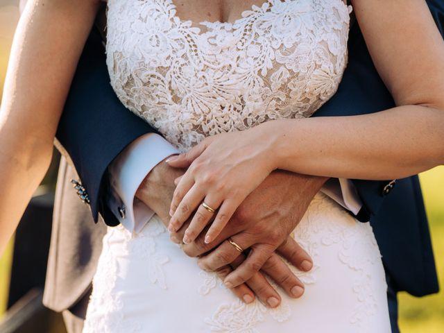 Il matrimonio di Michele e Valentina a Mesero, Milano 73