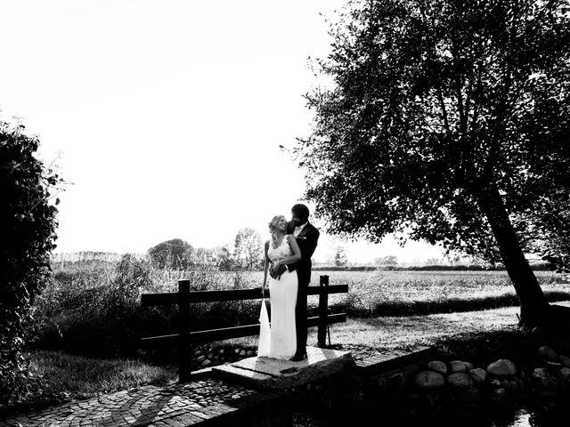 Il matrimonio di Michele e Valentina a Mesero, Milano 74