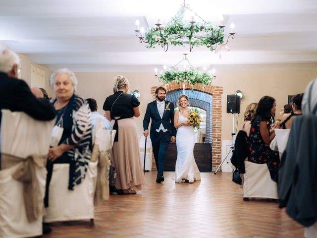 Il matrimonio di Michele e Valentina a Mesero, Milano 77