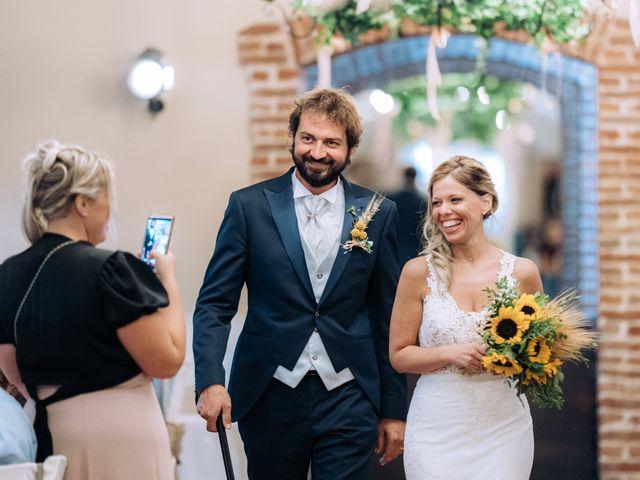 Il matrimonio di Michele e Valentina a Mesero, Milano 78