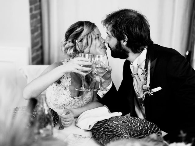 Il matrimonio di Michele e Valentina a Mesero, Milano 82
