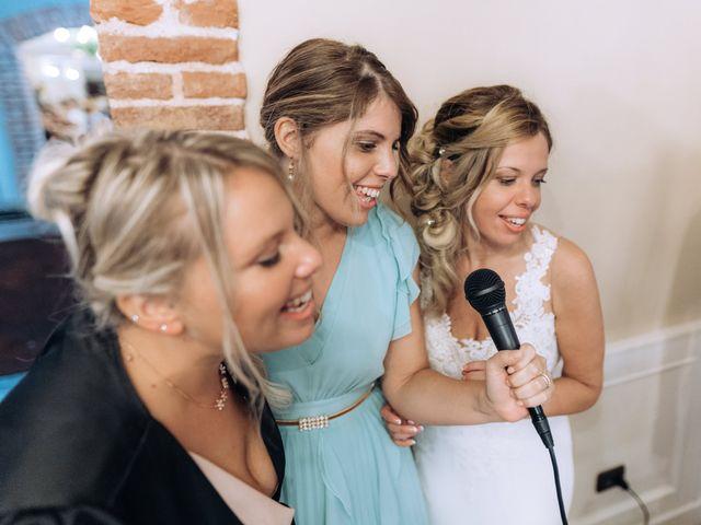 Il matrimonio di Michele e Valentina a Mesero, Milano 84
