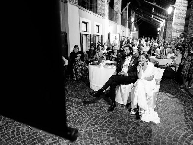 Il matrimonio di Michele e Valentina a Mesero, Milano 85