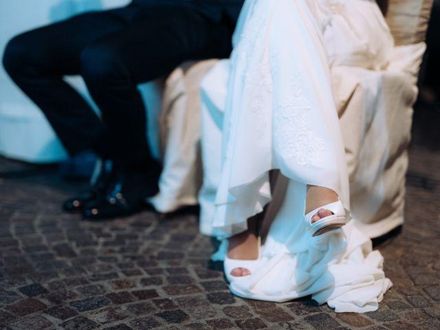 Il matrimonio di Michele e Valentina a Mesero, Milano 87