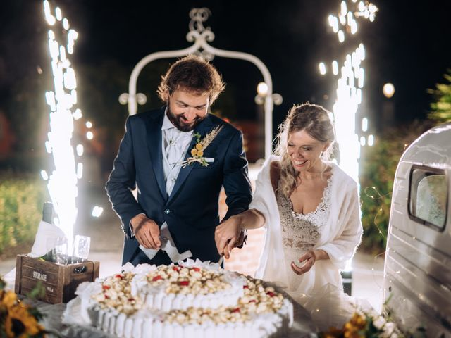 Il matrimonio di Michele e Valentina a Mesero, Milano 90