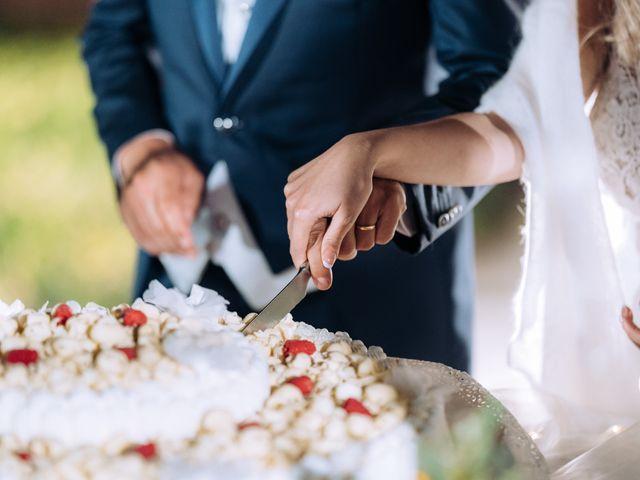 Il matrimonio di Michele e Valentina a Mesero, Milano 91