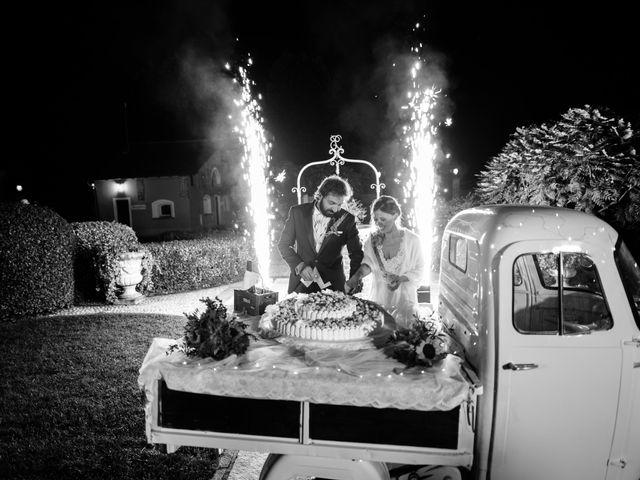 Il matrimonio di Michele e Valentina a Mesero, Milano 92