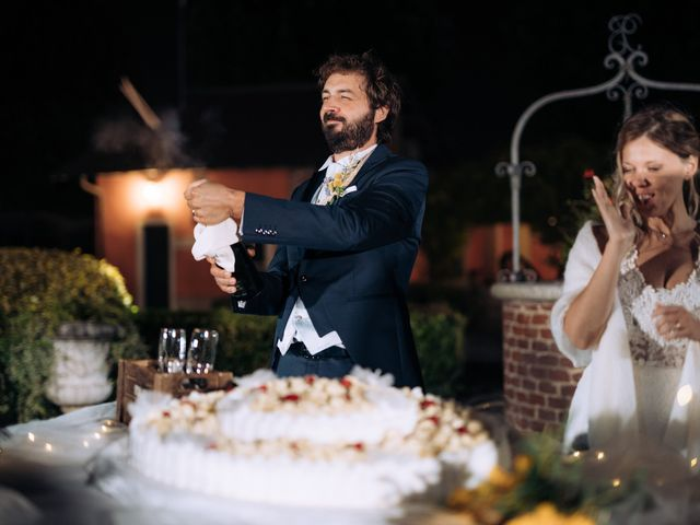 Il matrimonio di Michele e Valentina a Mesero, Milano 95