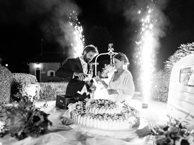 Il matrimonio di Michele e Valentina a Mesero, Milano 96