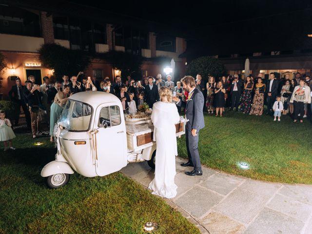 Il matrimonio di Michele e Valentina a Mesero, Milano 98