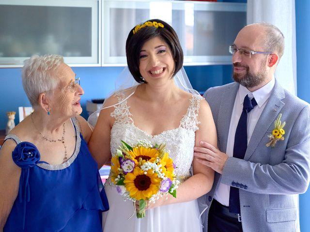 Il matrimonio di Stefano e Maria Luisa a Sillavengo, Novara 17