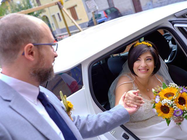 Il matrimonio di Stefano e Maria Luisa a Sillavengo, Novara 26