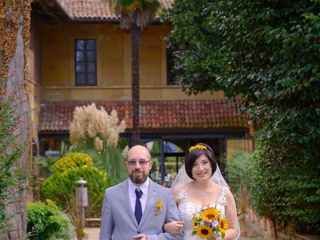 Il matrimonio di Stefano e Maria Luisa a Sillavengo, Novara 27