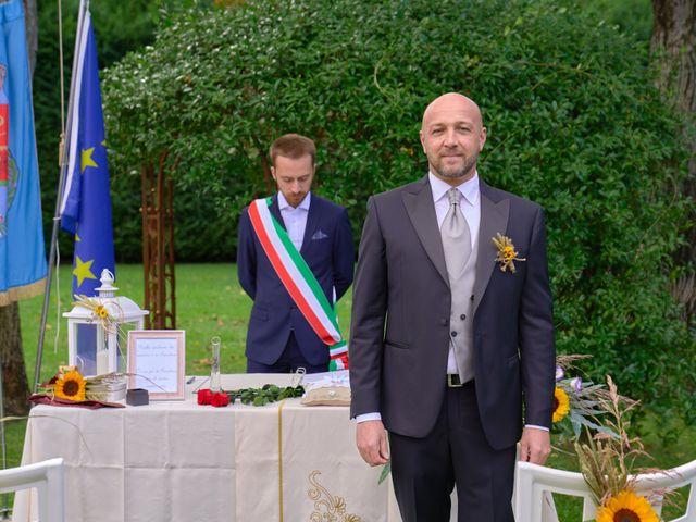 Il matrimonio di Stefano e Maria Luisa a Sillavengo, Novara 28