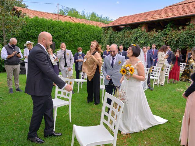 Il matrimonio di Stefano e Maria Luisa a Sillavengo, Novara 30