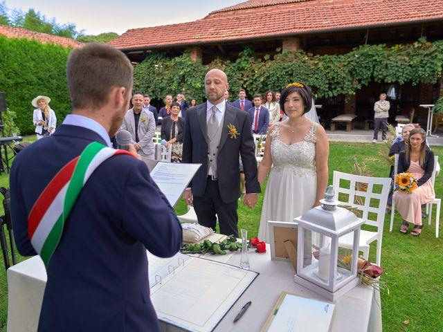Il matrimonio di Stefano e Maria Luisa a Sillavengo, Novara 31