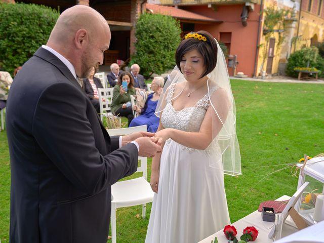 Il matrimonio di Stefano e Maria Luisa a Sillavengo, Novara 32