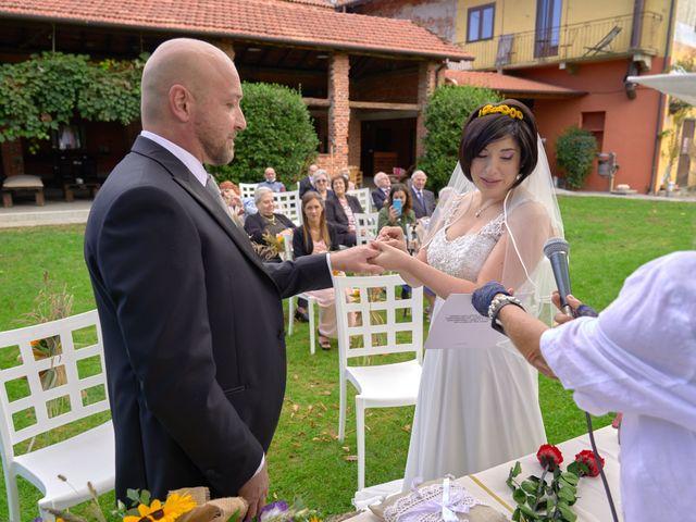 Il matrimonio di Stefano e Maria Luisa a Sillavengo, Novara 33