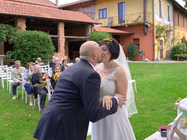 Il matrimonio di Stefano e Maria Luisa a Sillavengo, Novara 34