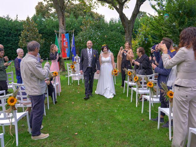 Il matrimonio di Stefano e Maria Luisa a Sillavengo, Novara 36