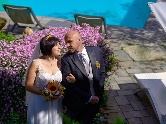 Il matrimonio di Stefano e Maria Luisa a Sillavengo, Novara 37