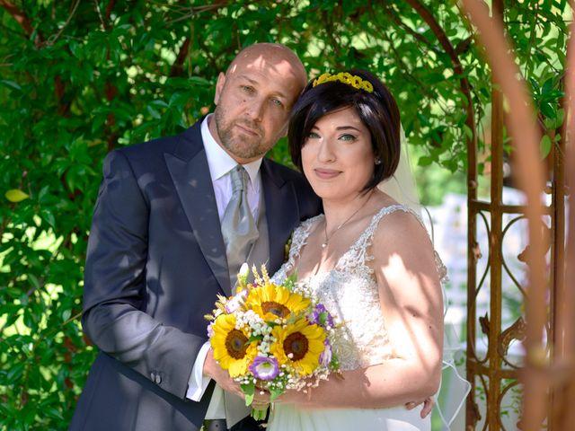 Il matrimonio di Stefano e Maria Luisa a Sillavengo, Novara 2