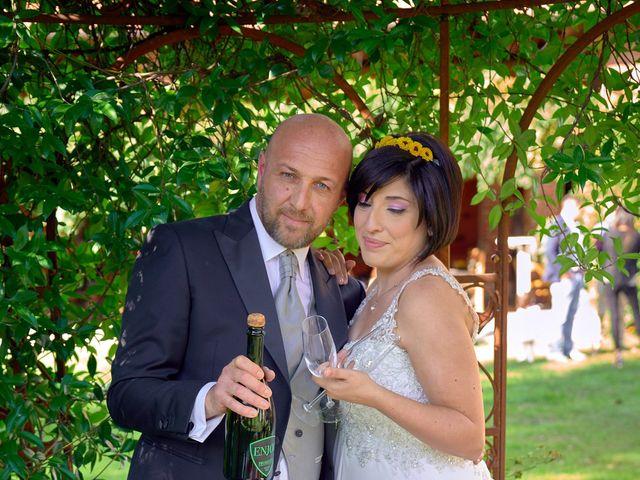 Il matrimonio di Stefano e Maria Luisa a Sillavengo, Novara 45