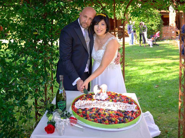 Il matrimonio di Stefano e Maria Luisa a Sillavengo, Novara 46