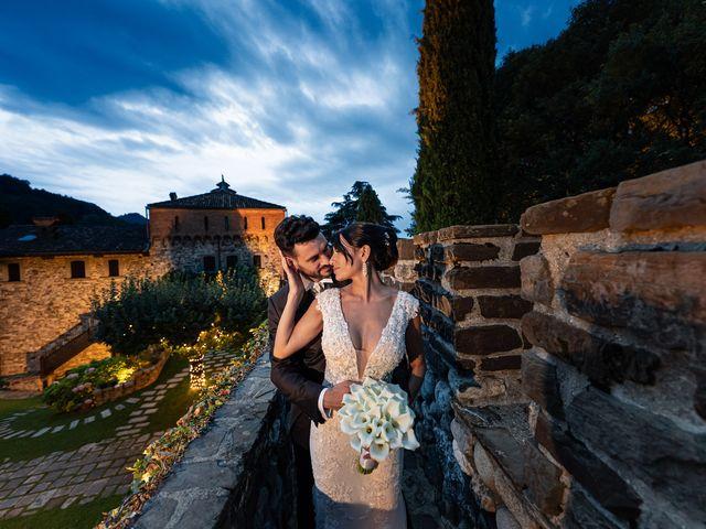 Le nozze di Valeria e Claudio