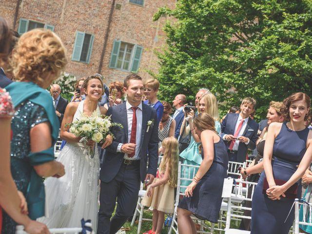 Il matrimonio di Luca e Nina a Asti, Asti 14