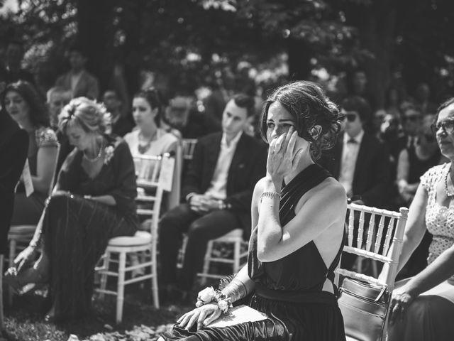Il matrimonio di Luca e Nina a Asti, Asti 17