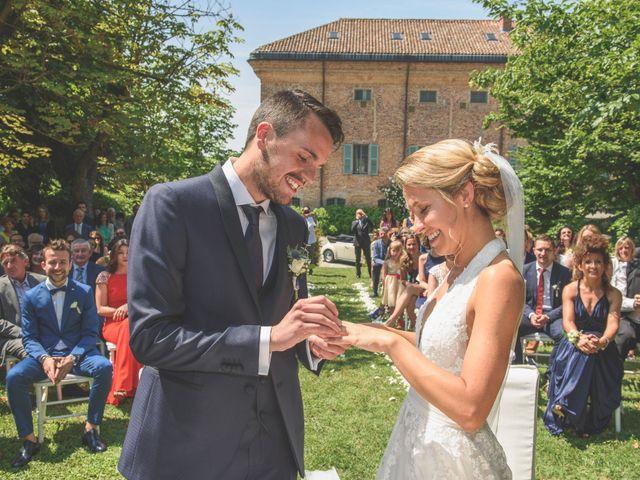 Il matrimonio di Luca e Nina a Asti, Asti 22