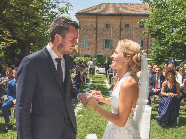 Il matrimonio di Luca e Nina a Asti, Asti 23