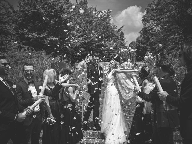 Il matrimonio di Luca e Nina a Asti, Asti 28