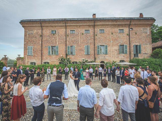 Il matrimonio di Luca e Nina a Asti, Asti 30