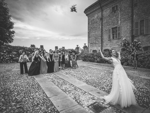 Il matrimonio di Luca e Nina a Asti, Asti 31