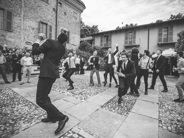 Il matrimonio di Luca e Nina a Asti, Asti 33