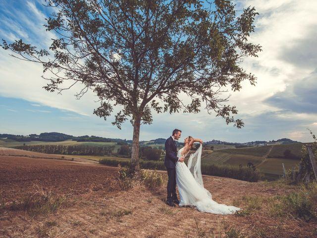 Il matrimonio di Luca e Nina a Asti, Asti 38