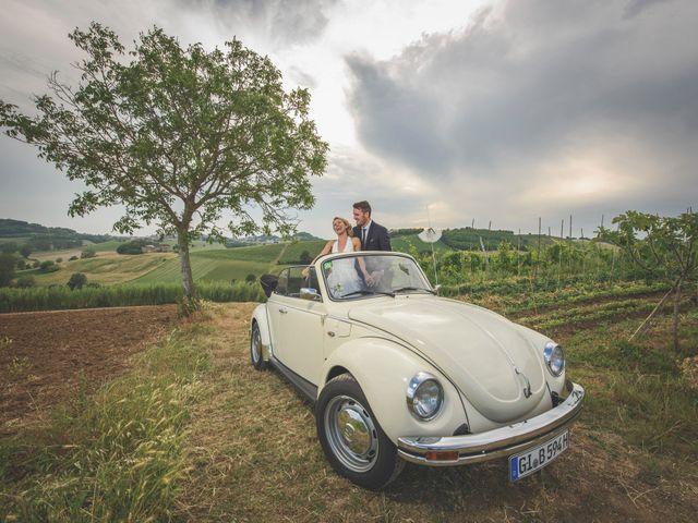 Il matrimonio di Luca e Nina a Asti, Asti 41