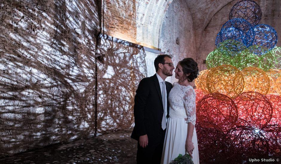 Il matrimonio di Saverio e Martina a Lucca, Lucca