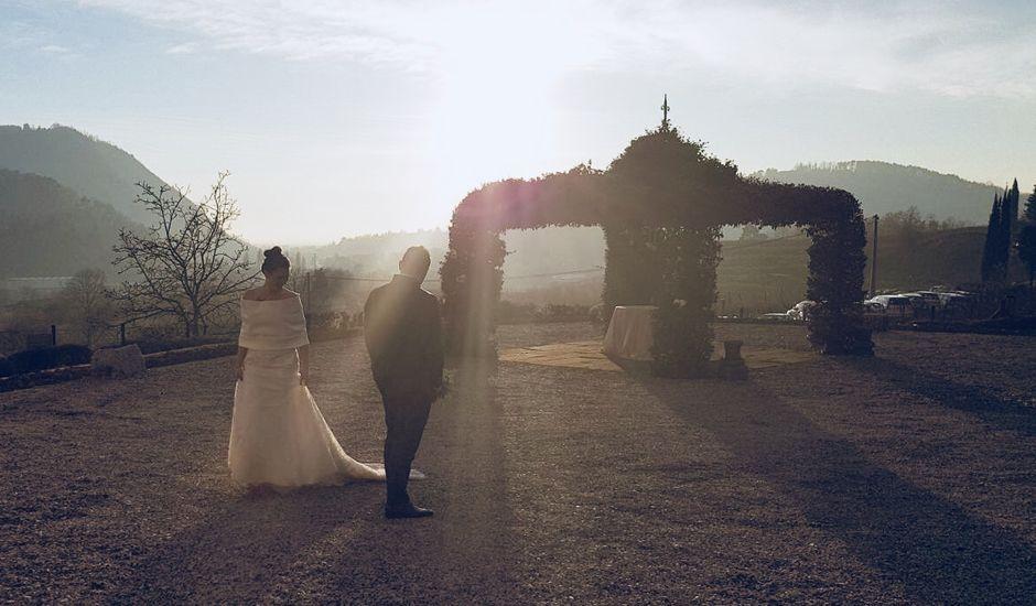 Il matrimonio di Davide e Krizia a Trescore Balneario, Bergamo