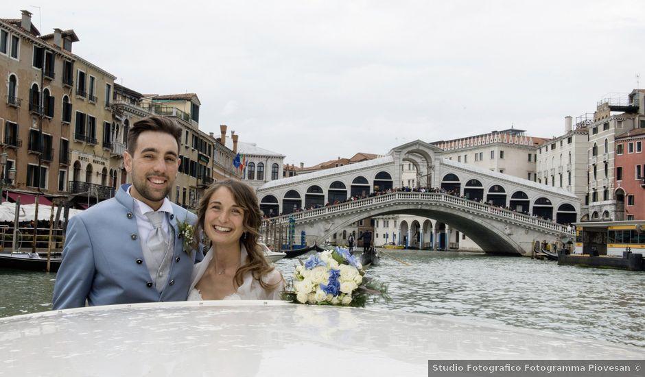 Il matrimonio di Leonardo e Ilaria a Venezia, Venezia