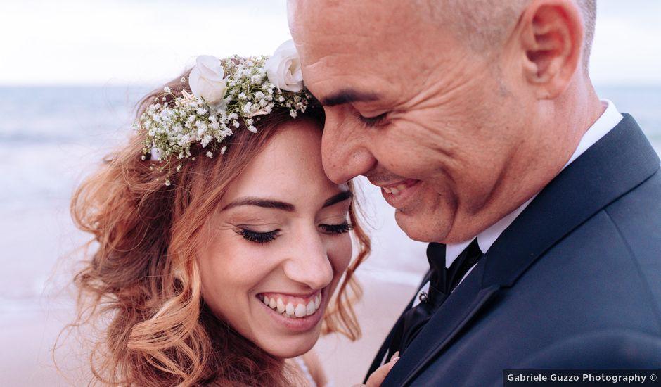 Il matrimonio di Gaetano e Serena a Alcamo, Trapani