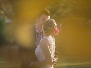 Le nozze di Monia e Marco