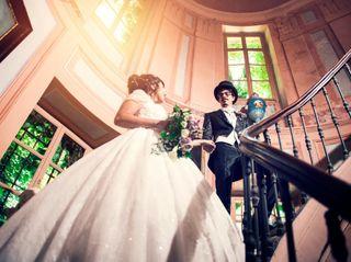 Le nozze di Sara e Alex
