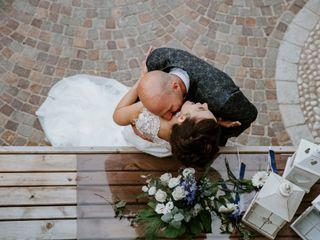 Le nozze di Elisa e Emanuel