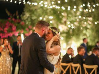 Le nozze di Giorgia e Vanni
